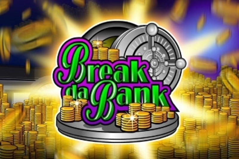 The Break da Bank Online Slot Demo Game by Microgaming