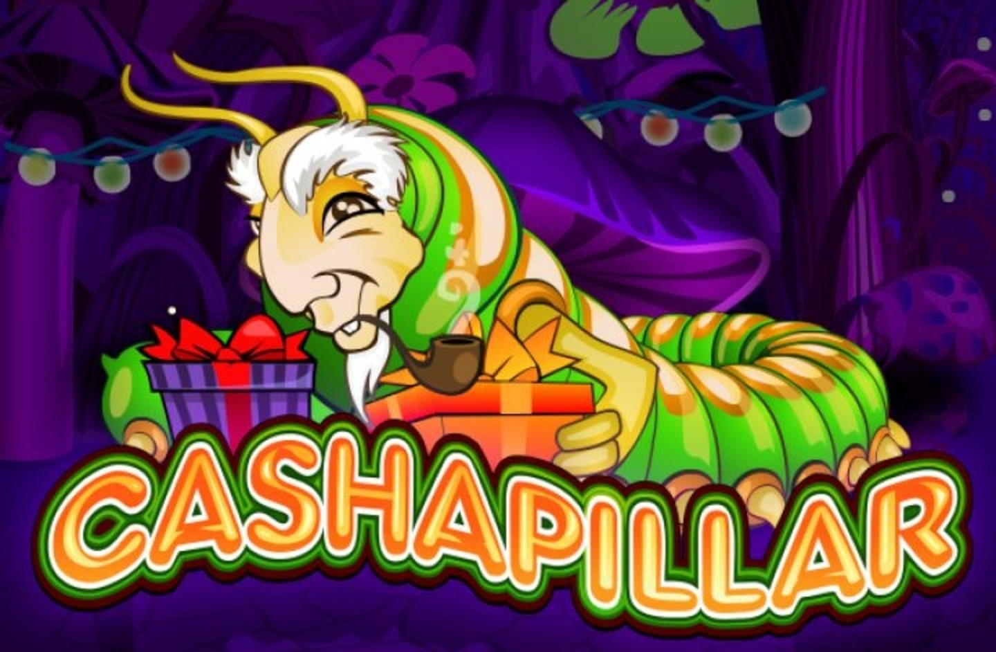 Cashapillar Online Slot Demo Game by Microgaming