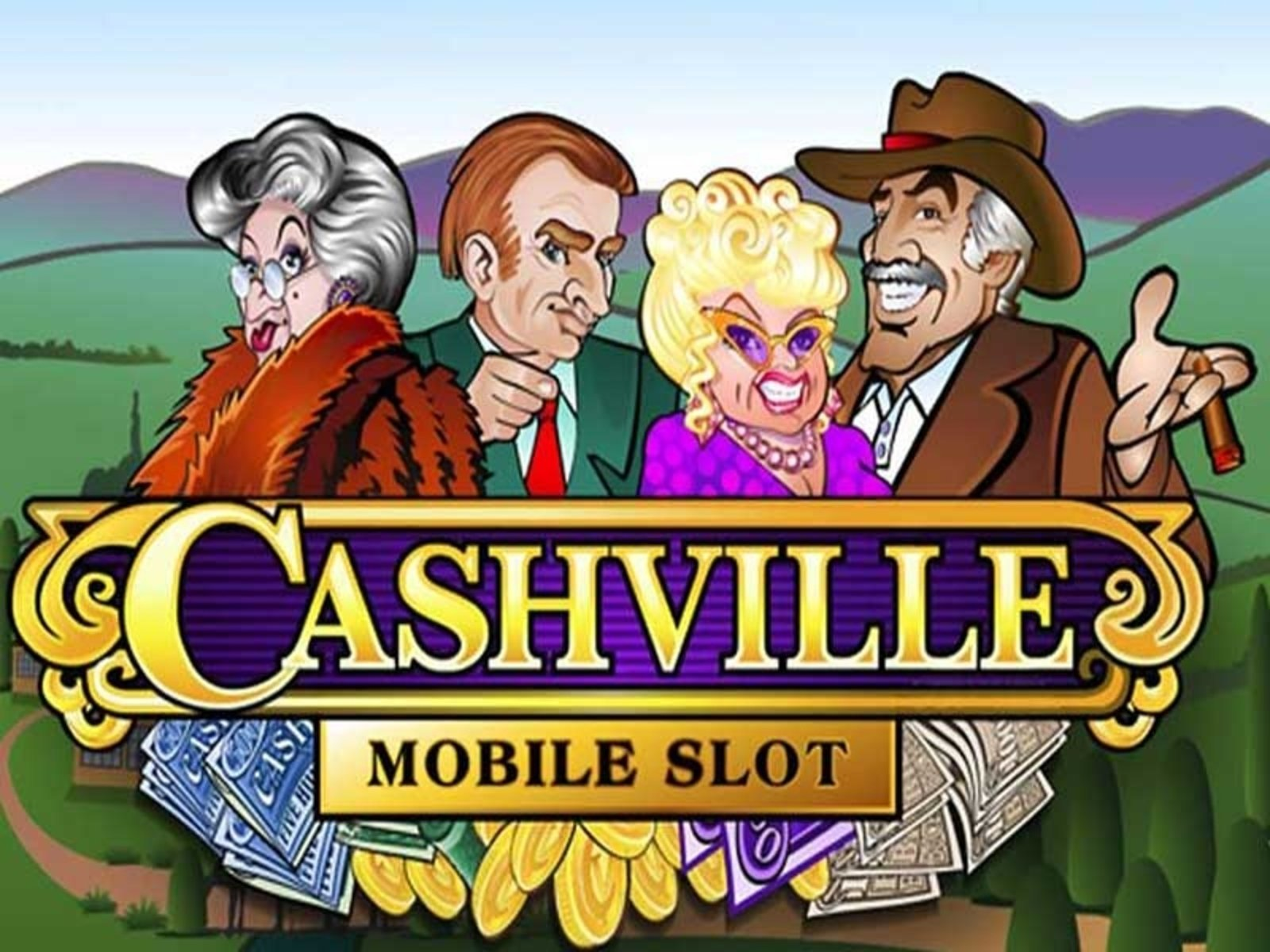 Cashville Online Slot Demo Game by Microgaming