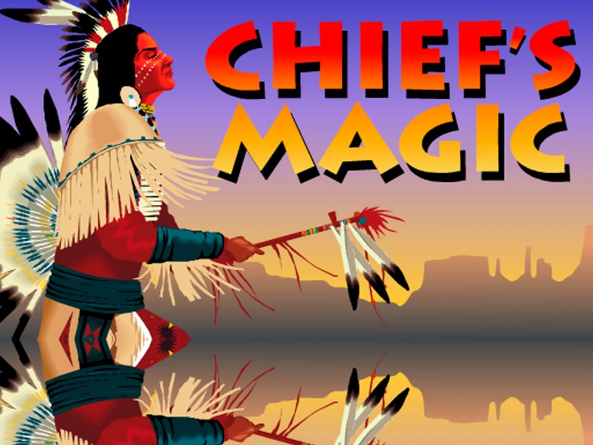 The Chief's Magic Online Slot Demo Game by Microgaming
