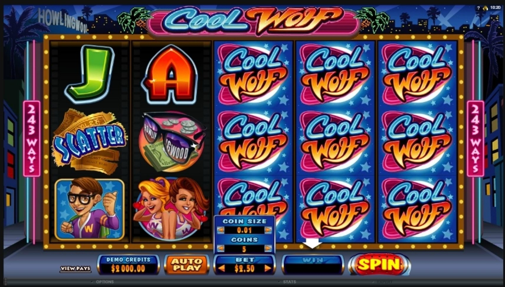 Play Cool As Ice Slot Machine Free With No Download