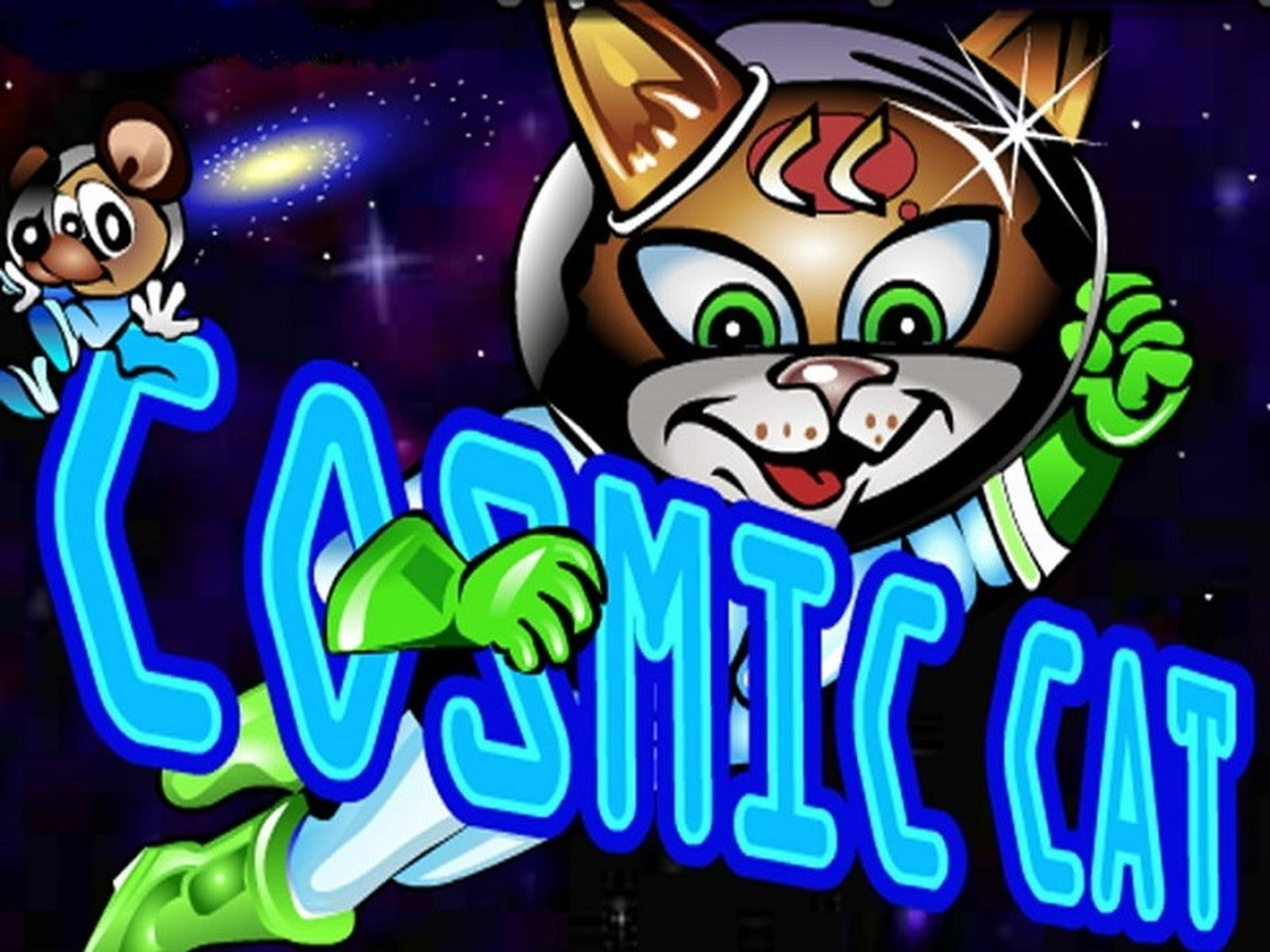 The Cosmic Cat Online Slot Demo Game by Microgaming