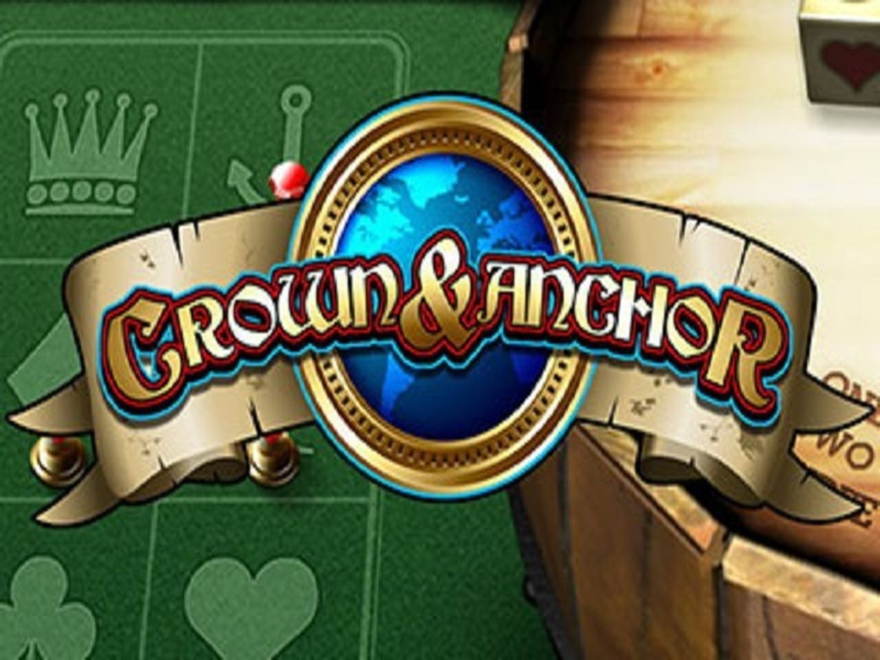 The Crown and Anchor (Microgaming) Online Slot Demo Game by Microgaming