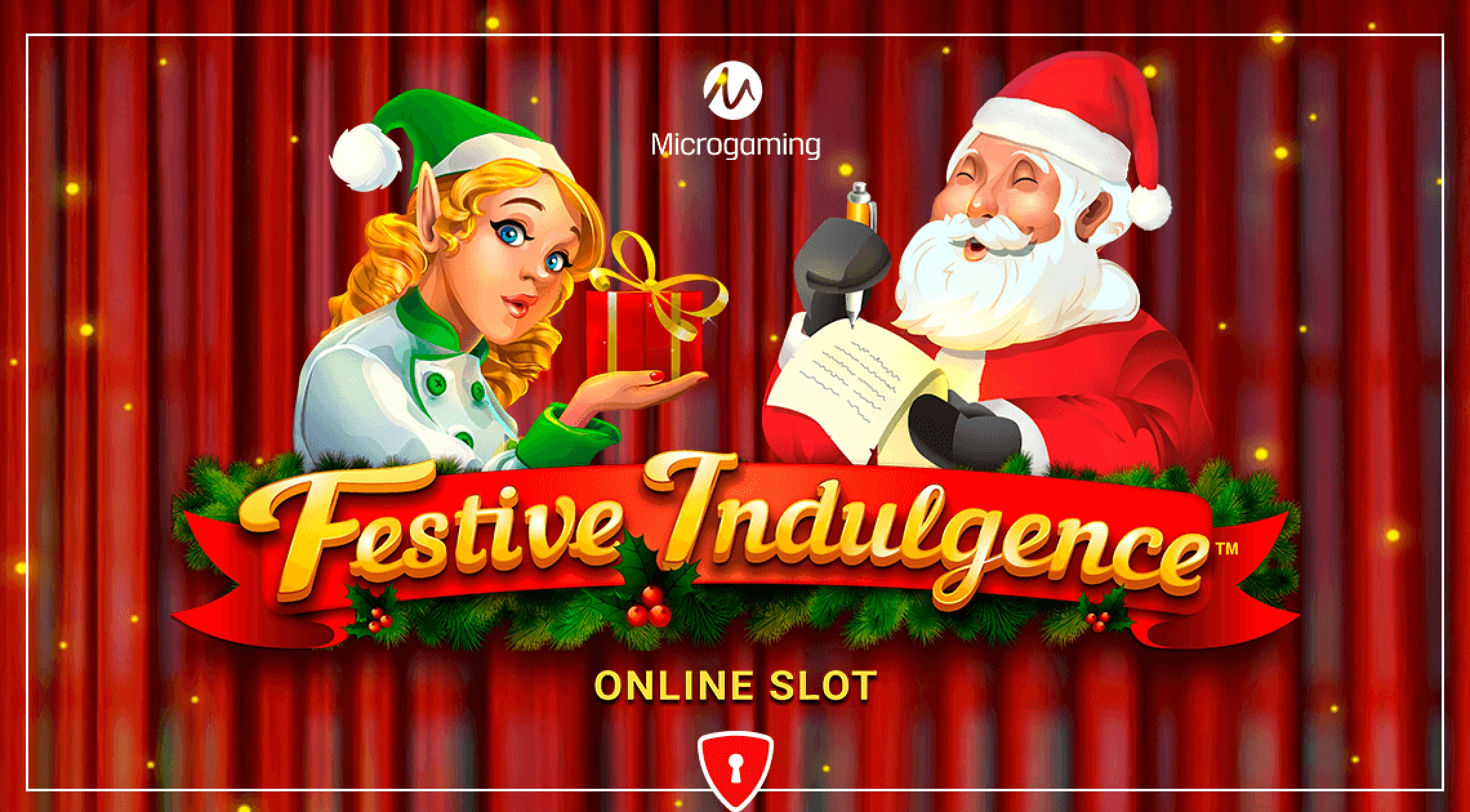 The Festive Indulgence Online Slot Demo Game by Microgaming