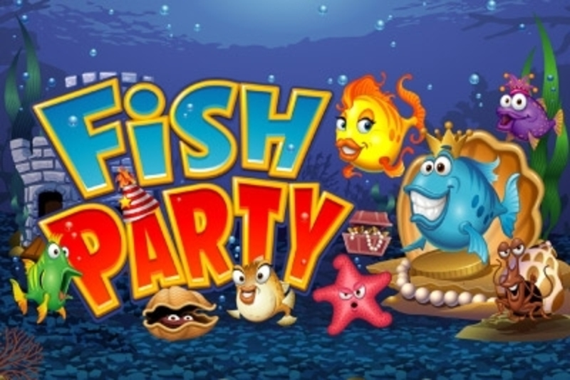 Fish Party Online Slot Demo Game by Microgaming