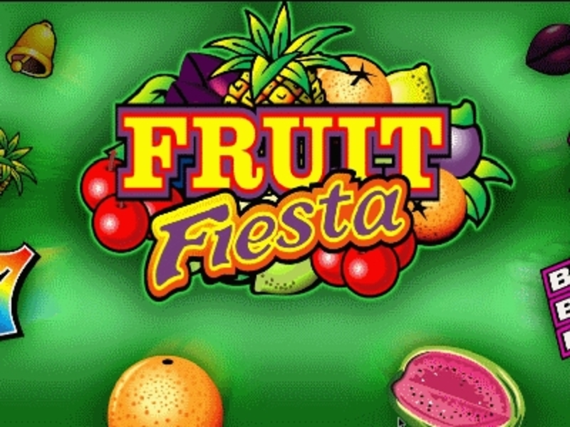 Reels in Fruit Fiesta 3 Reel Slot Game by Microgaming
