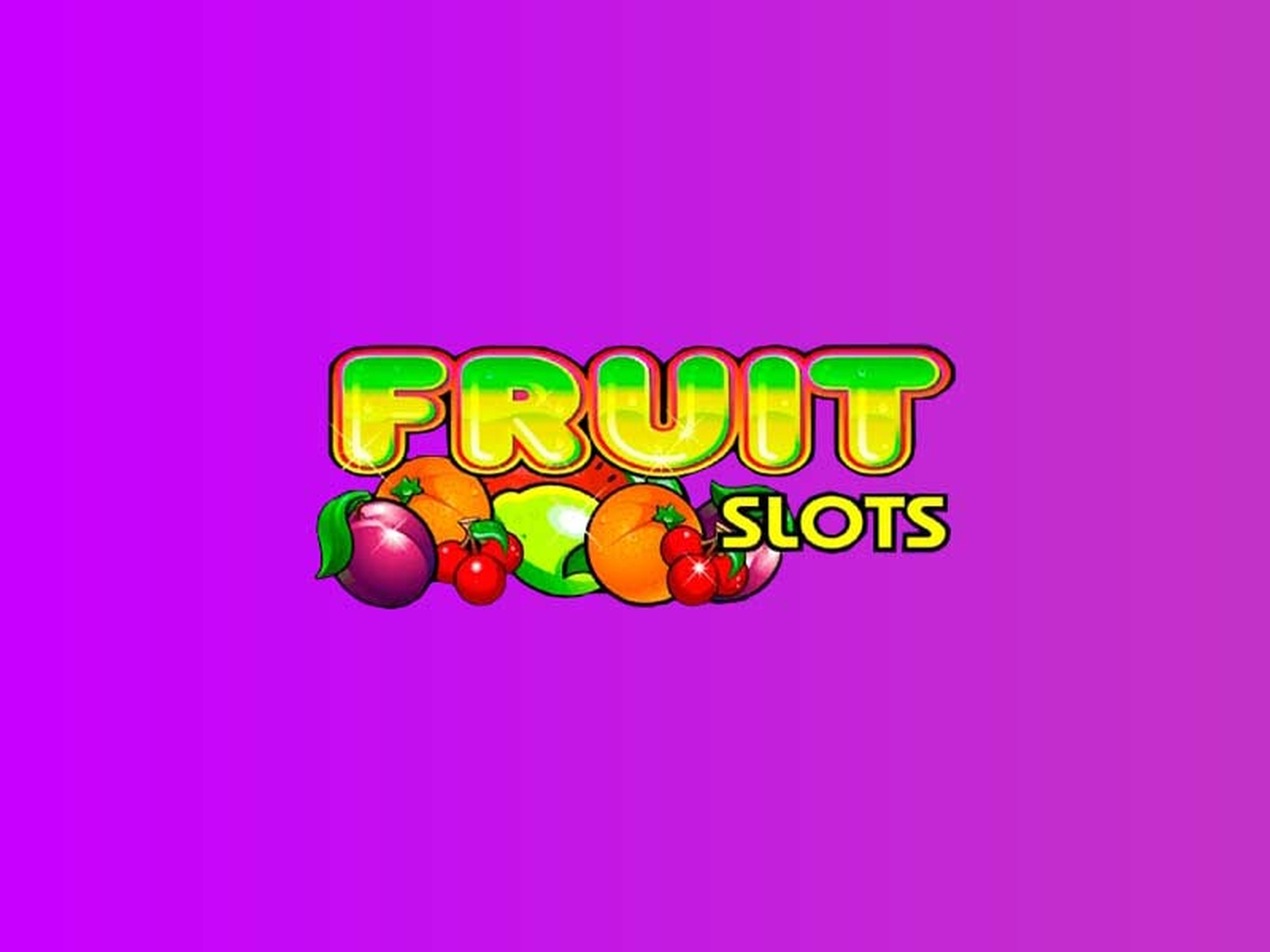 The Fruit Slots Online Slot Demo Game by Microgaming