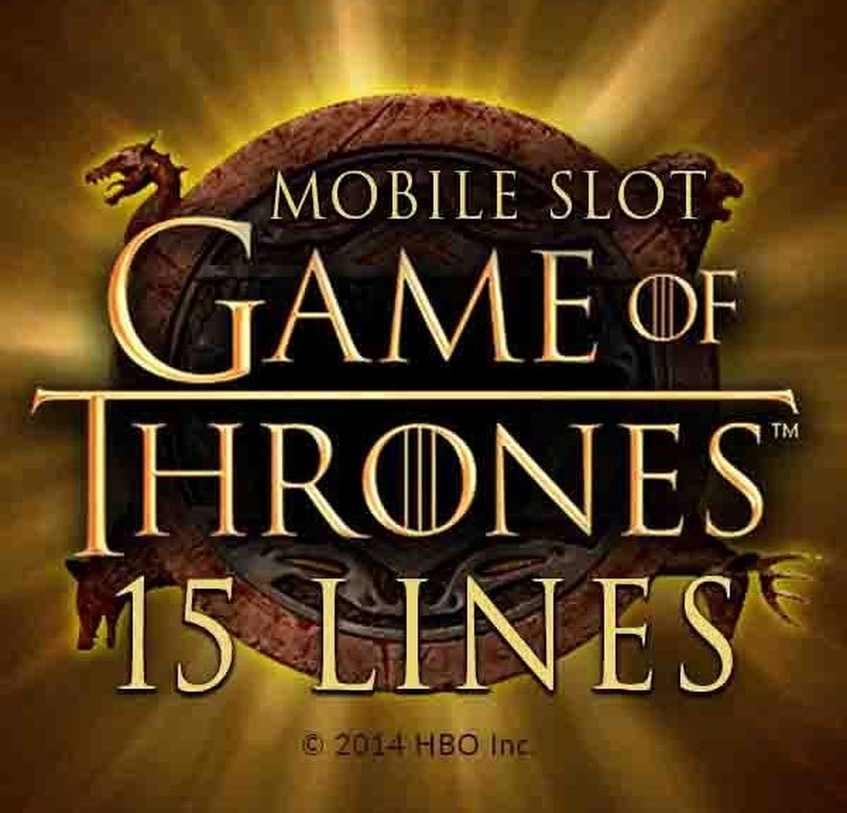 The Game of Thrones 15 lines Online Slot Demo Game by Microgaming