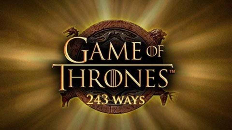 Game of Thrones 243 Ways Online Slot Demo Game by Microgaming
