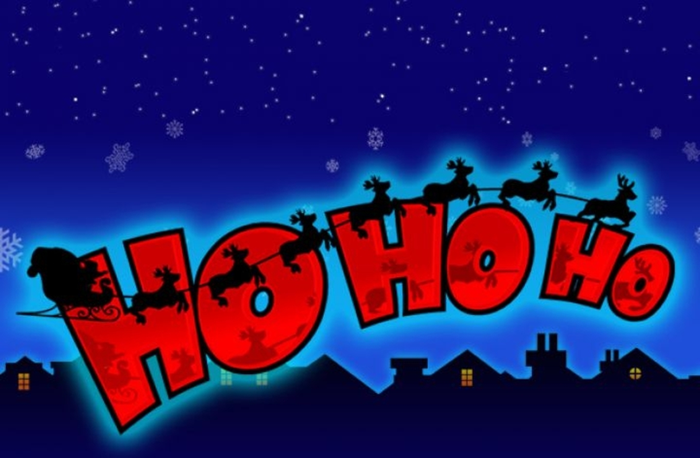 Ho Ho Ho (Microgaming) Online Slot Demo Game by Microgaming