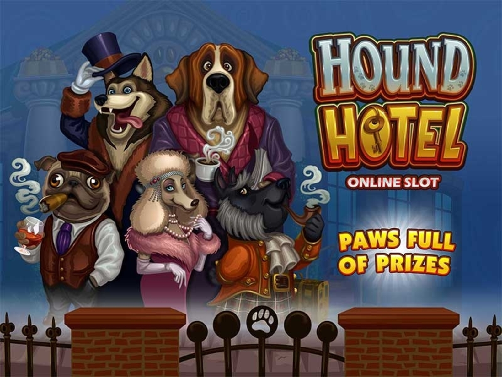 Hound Hotel Online Slot Demo Game by Microgaming