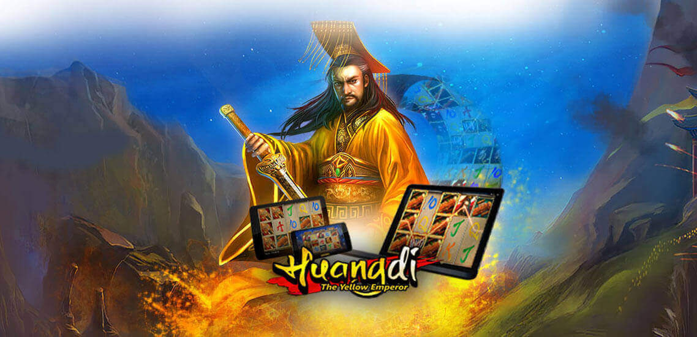The Huangdi-The Yellow Emperor Online Slot Demo Game by Microgaming