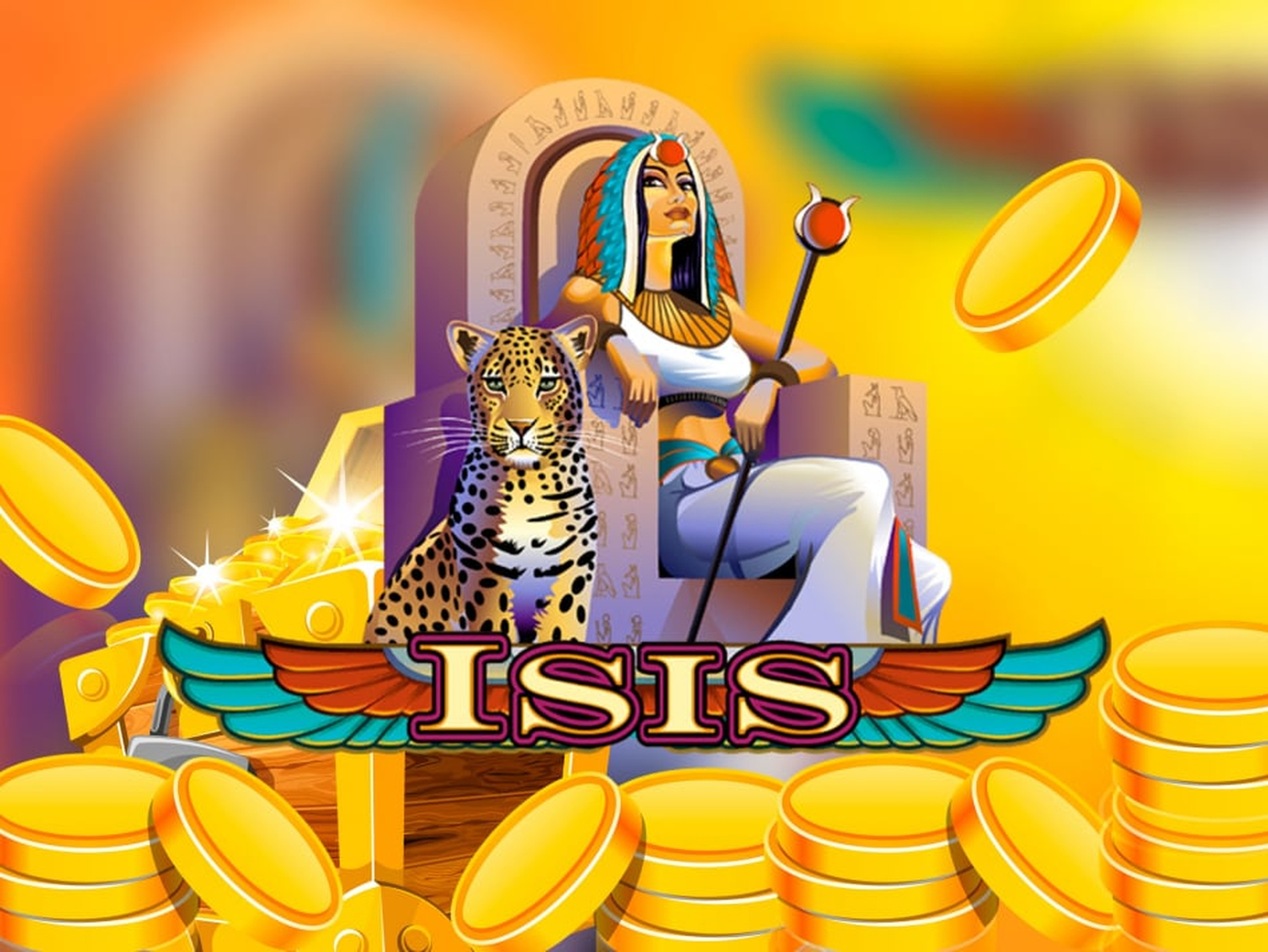 The Isis Online Slot Demo Game by Microgaming