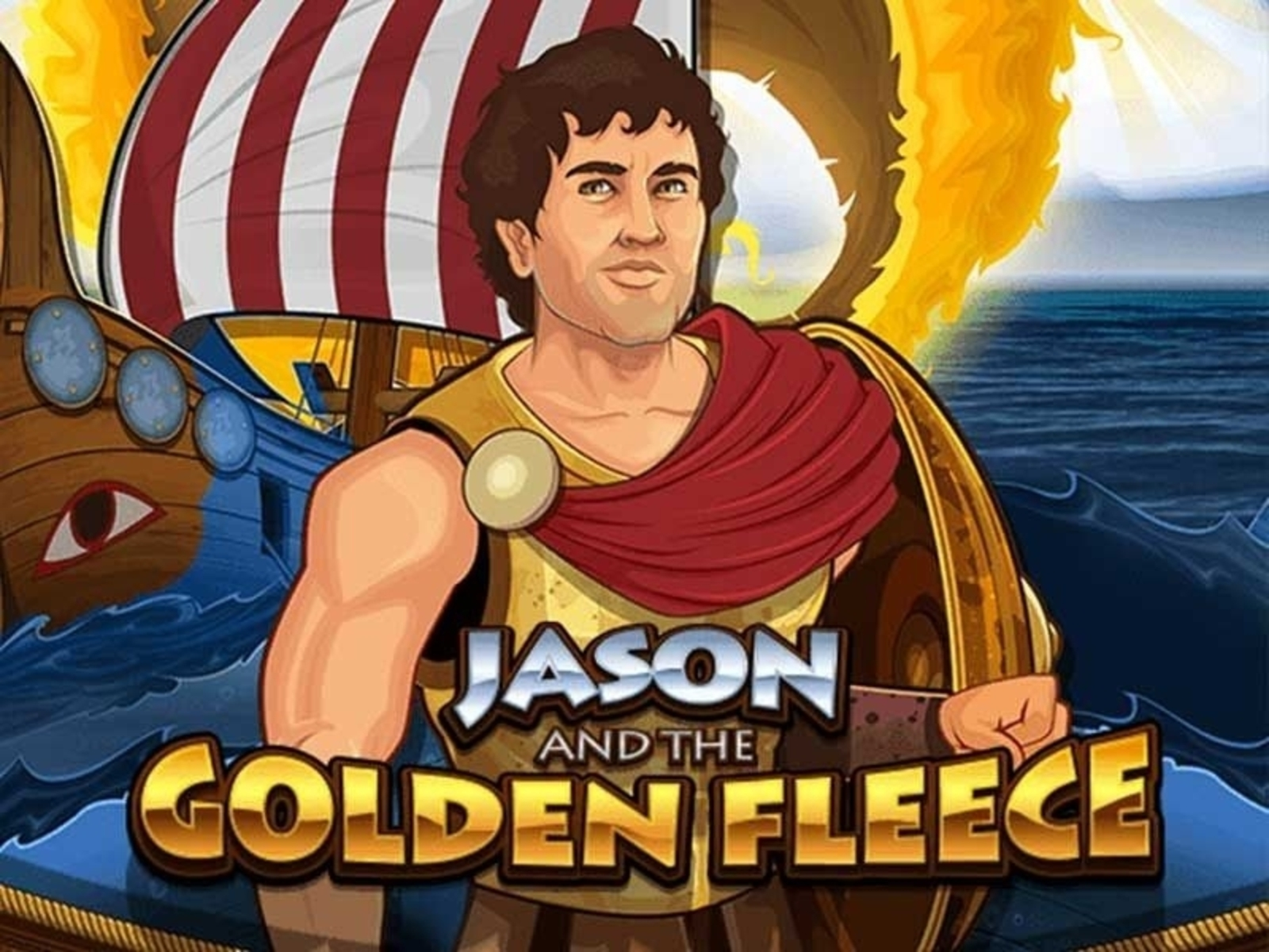 Jason And The Golden Fleece Online Slot Demo Game by Microgaming