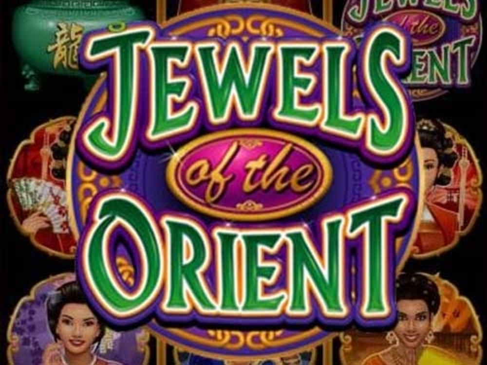 Jewels of the Orient Online Slot Demo Game by Microgaming