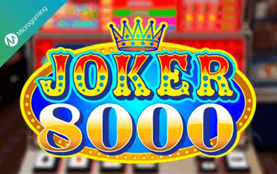 The Joker 8000 Online Slot Demo Game by Microgaming