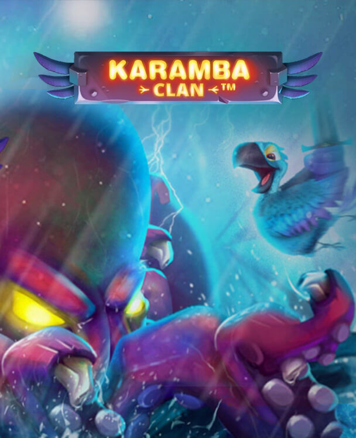 The Karamba Clan Online Slot Demo Game by Microgaming