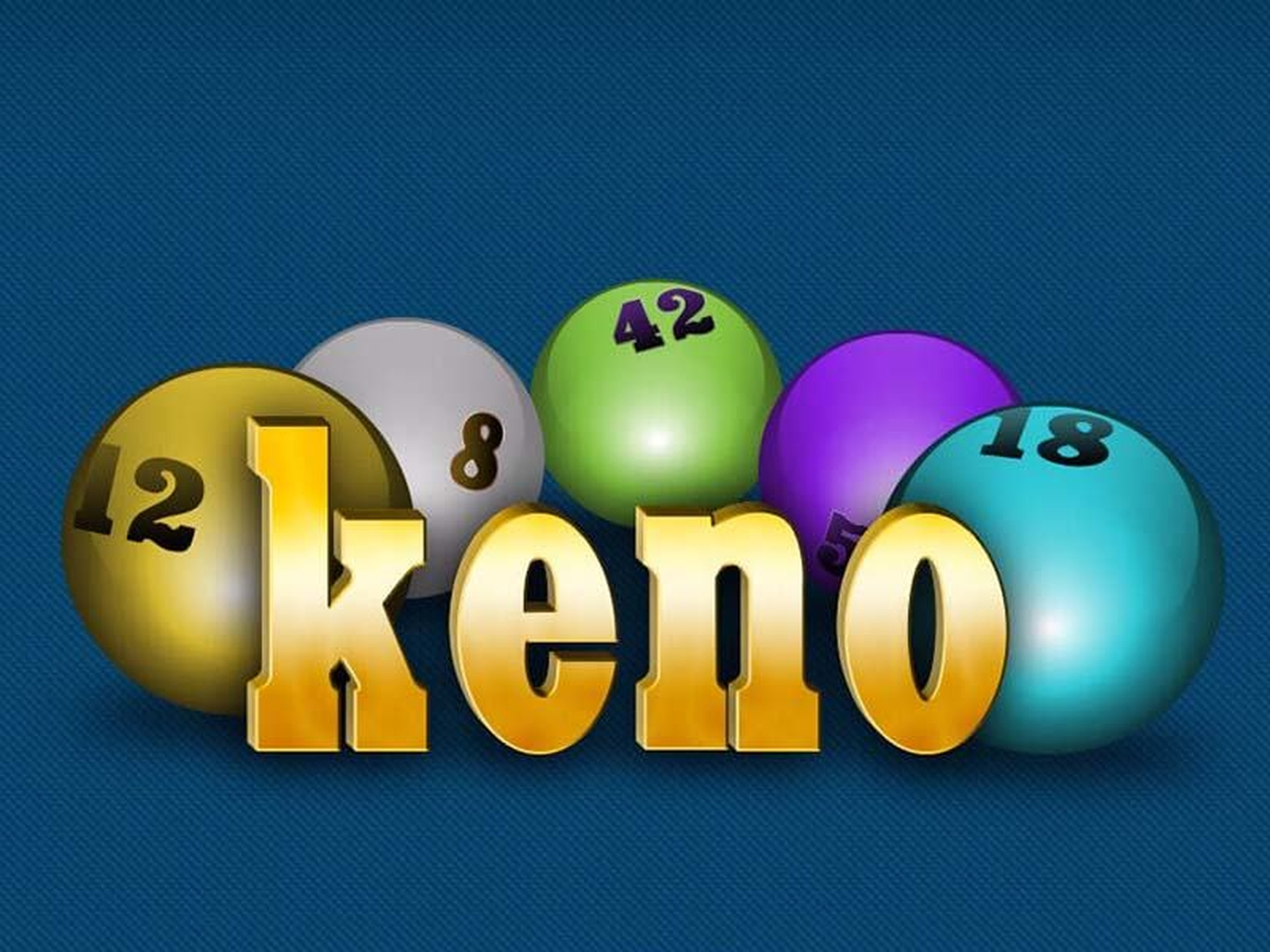 The Keno (Microgaming) Online Slot Demo Game by Microgaming