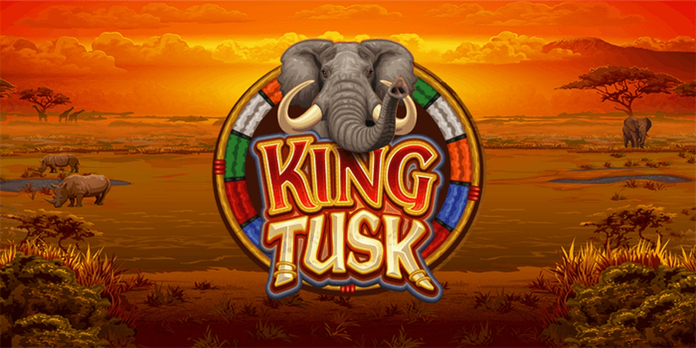 The King Tusk Online Slot Demo Game by Microgaming