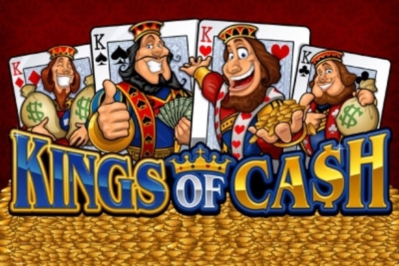 Kings of Cash Online Slot Demo Game by Microgaming