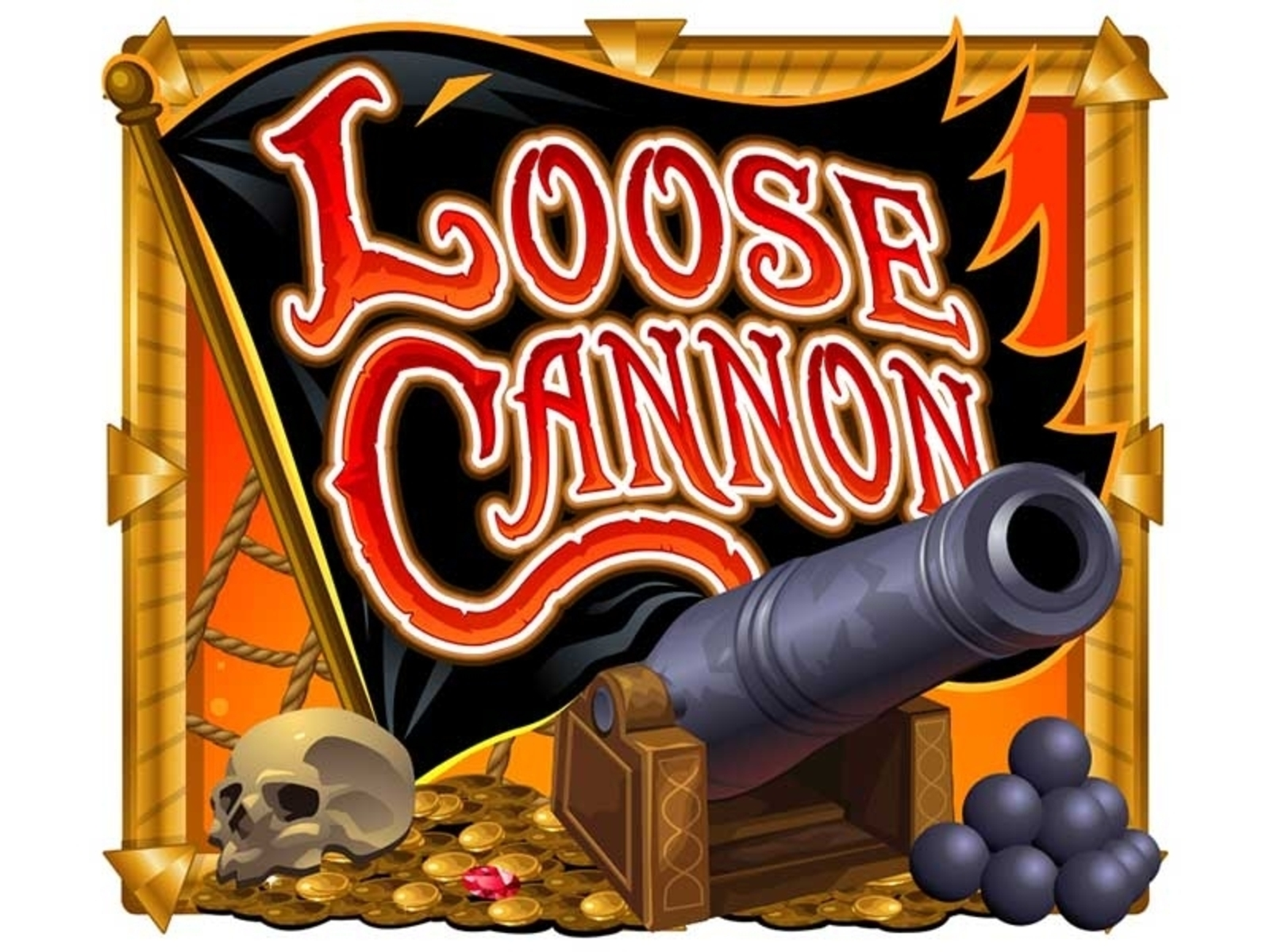 Loose Cannon Online Slot Demo Game by Microgaming
