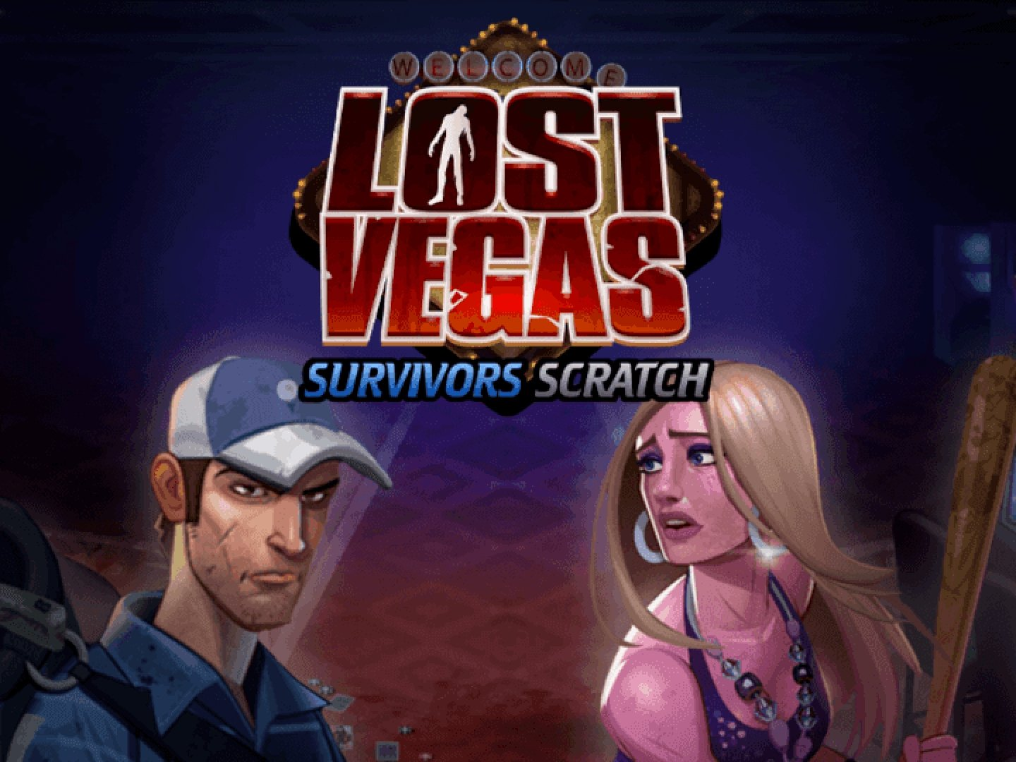 The Lost Vegas Survivors Scratch Online Slot Demo Game by Microgaming