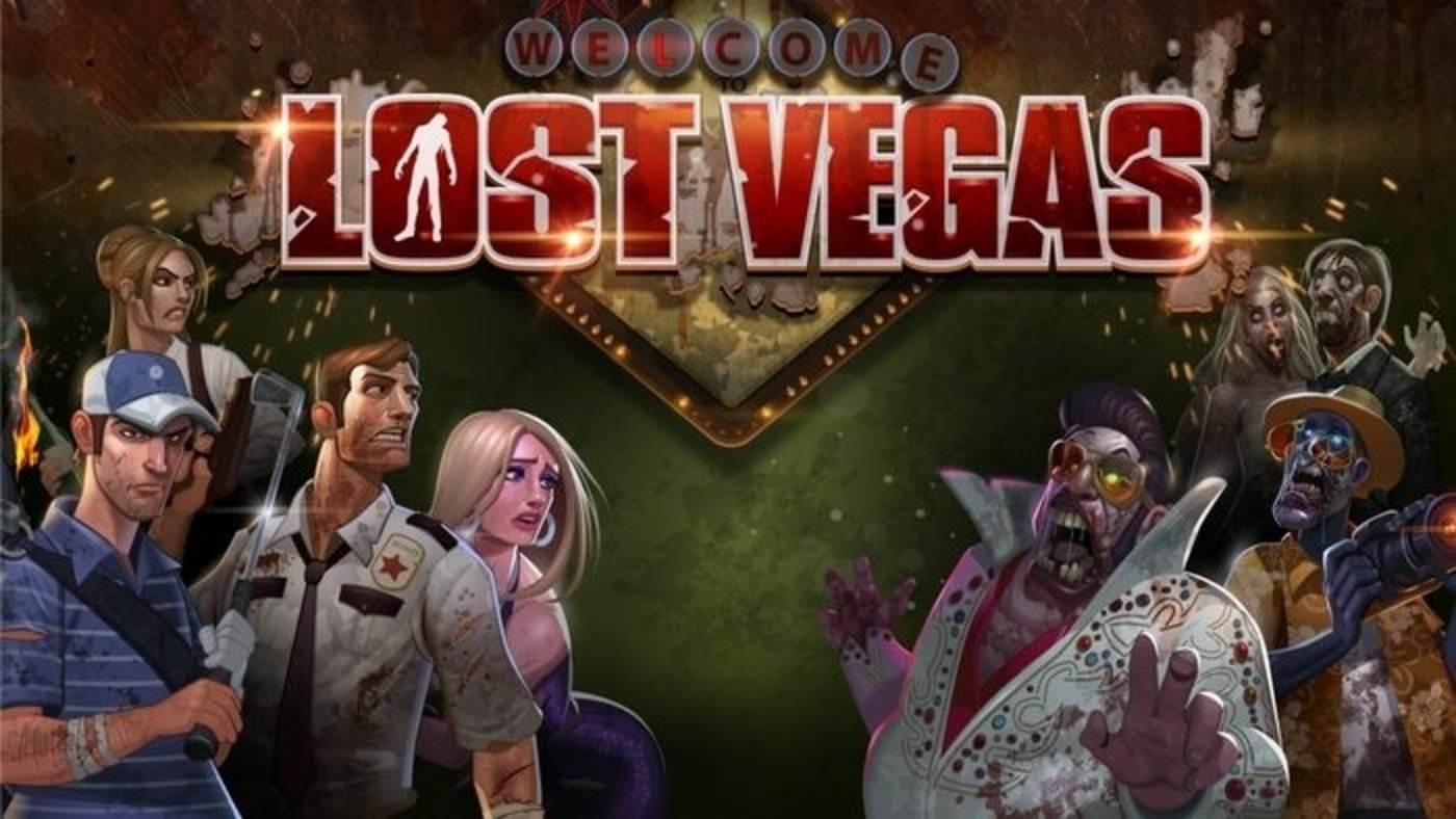 Lost Vegas Online Slot Demo Game by Microgaming
