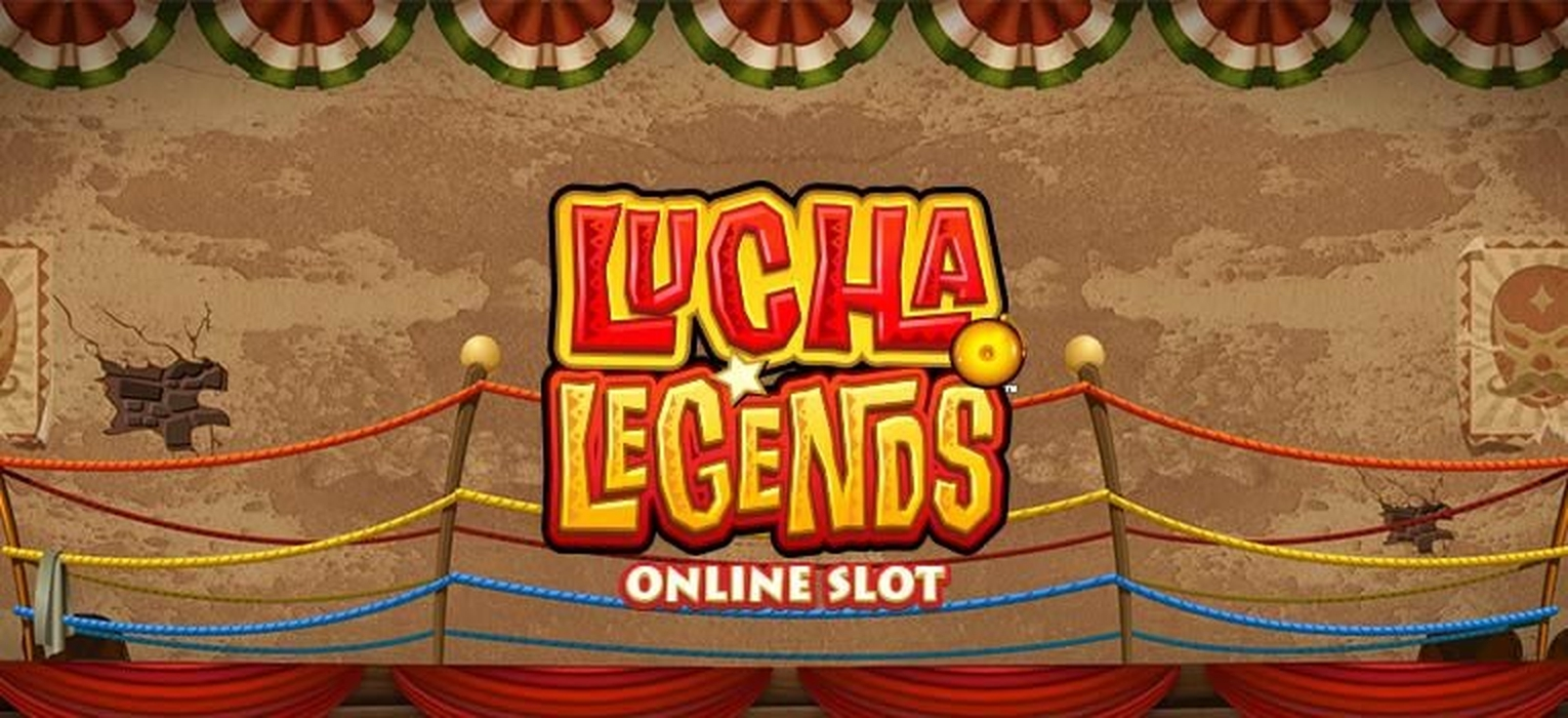 The Lucha Legends Online Slot Demo Game by Microgaming