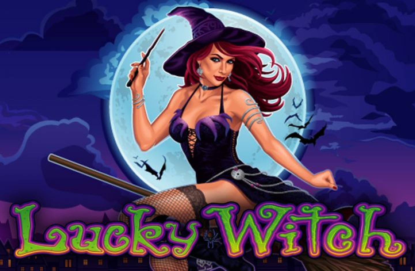 The Lucky Witch Online Slot Demo Game by Microgaming