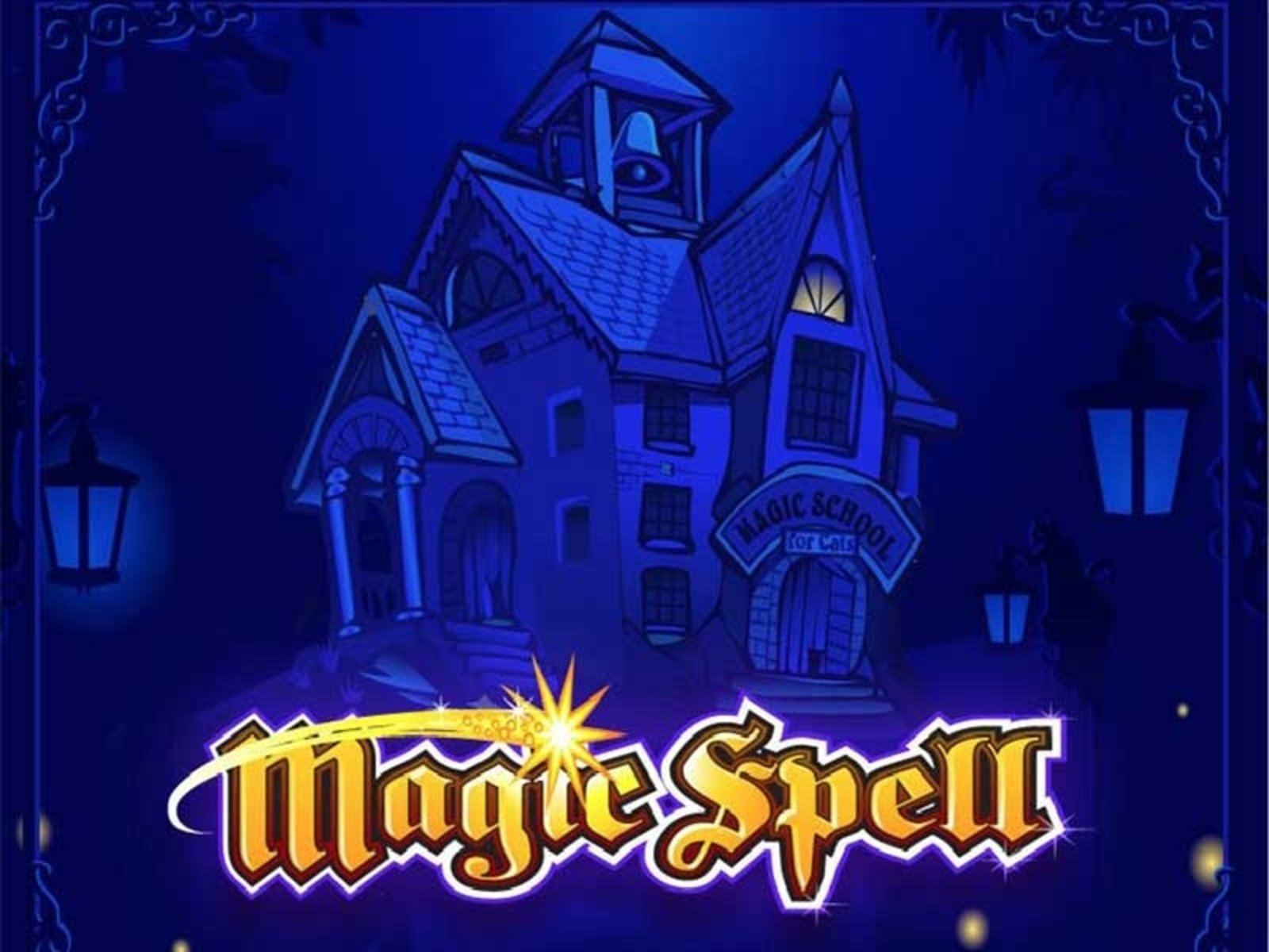 The Magic Spell Online Slot Demo Game by Microgaming