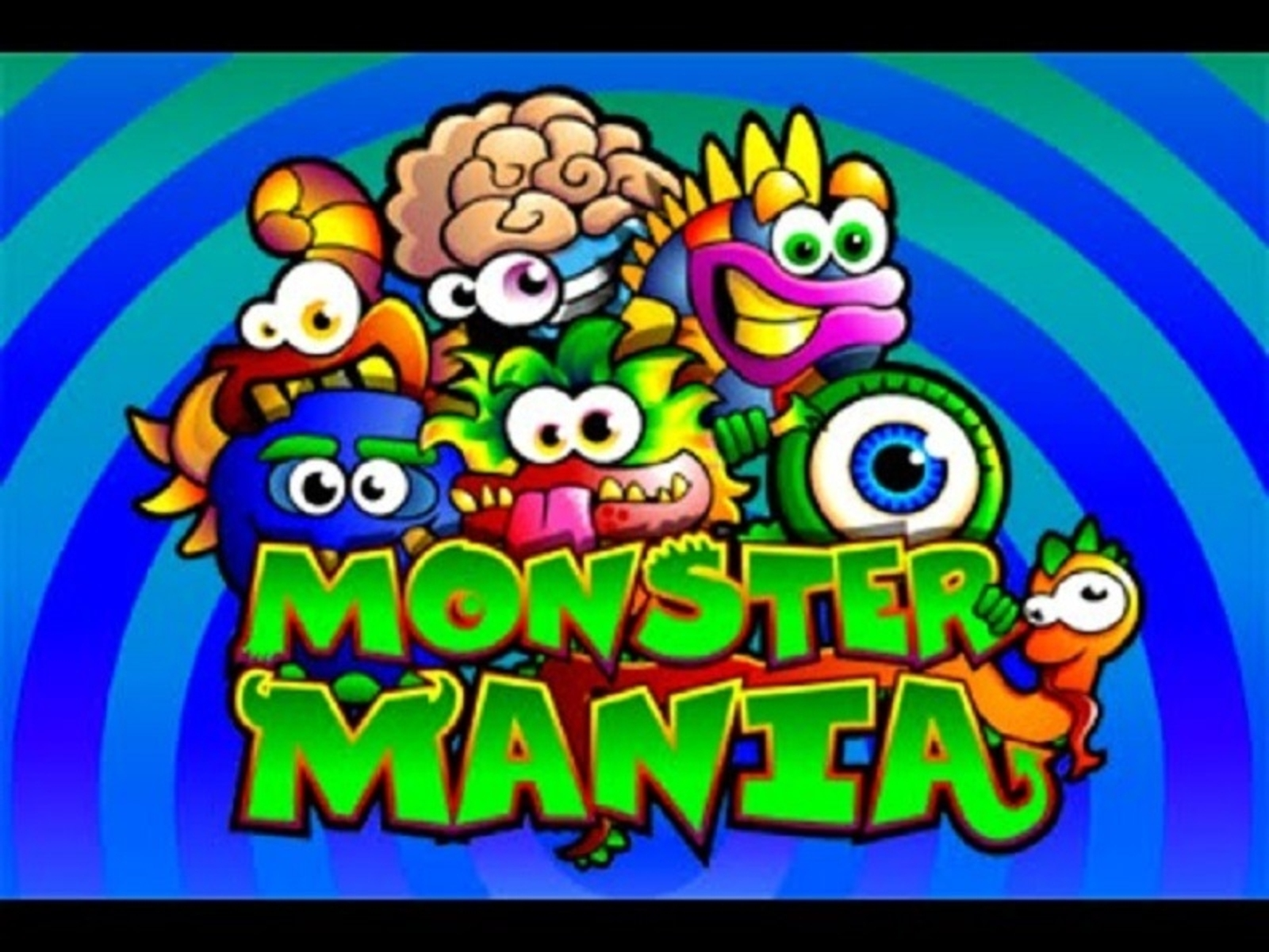 Monster Mania Online Slot Demo Game by Microgaming