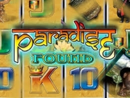 Paradise Found Online Slot Demo Game by Microgaming