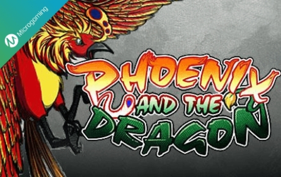 Phoenix and the Dragon Online Slot Demo Game by Microgaming