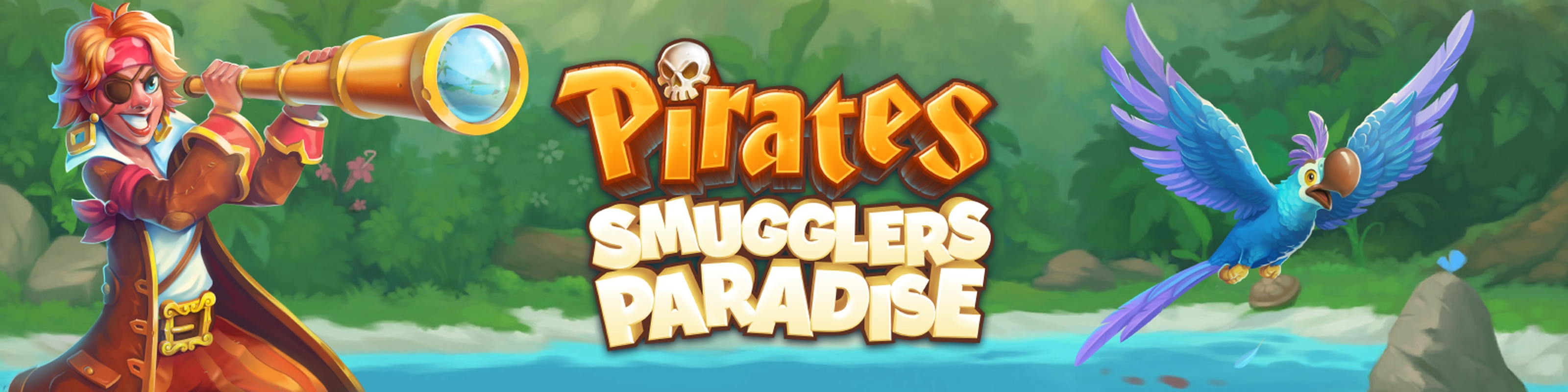 The Pirates Paradise (Microgaming) Online Slot Demo Game by Microgaming