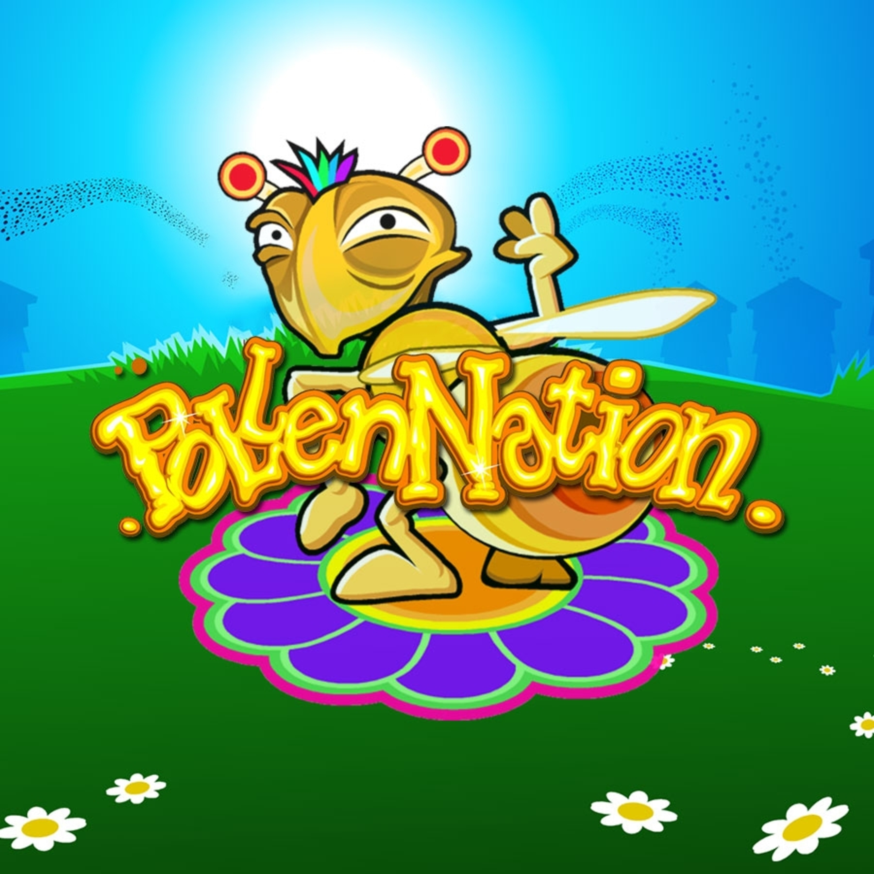 Pollen Nation Online Slot Demo Game by Microgaming