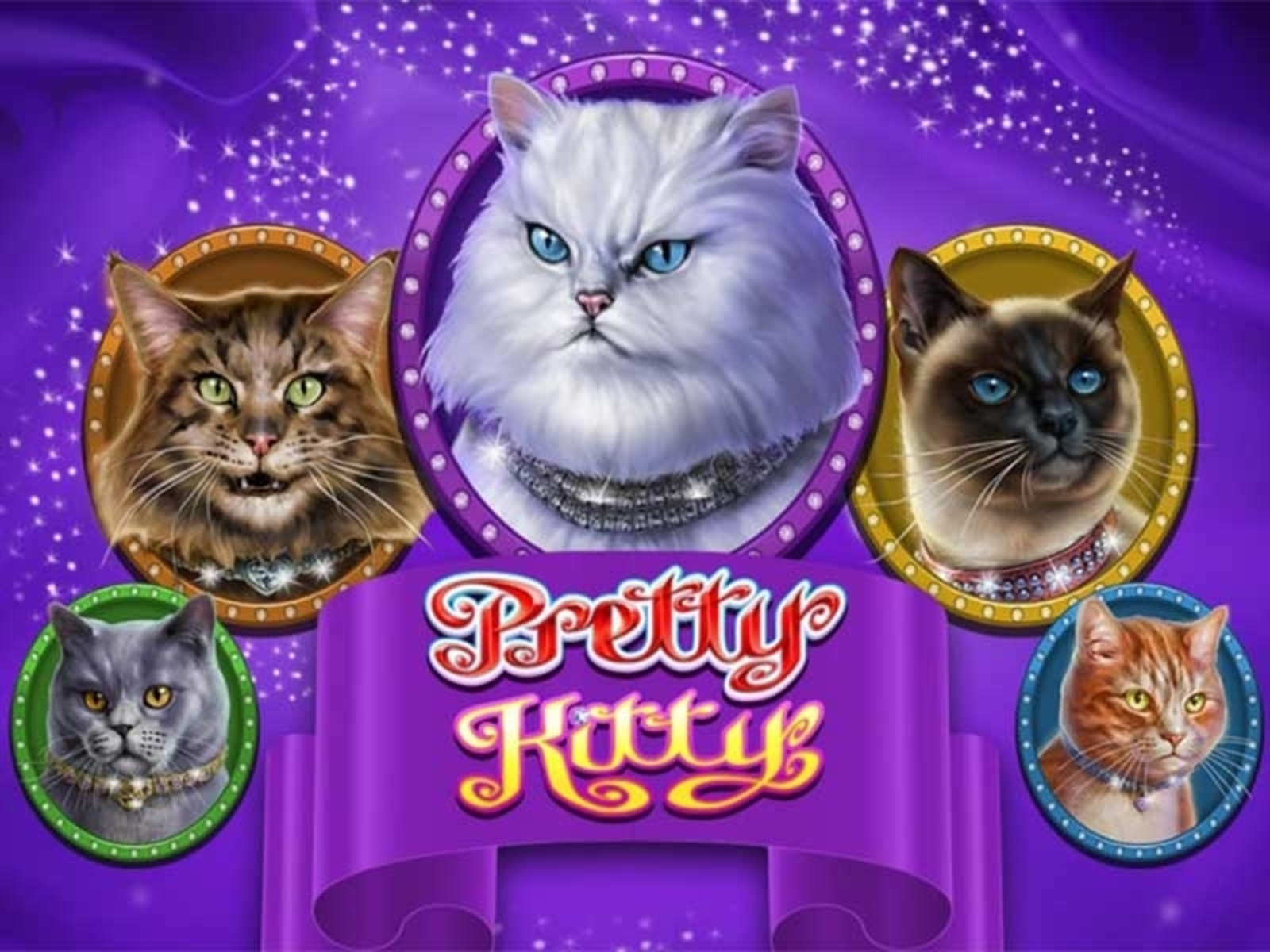 Pretty Kitty Online Slot Demo Game by Microgaming