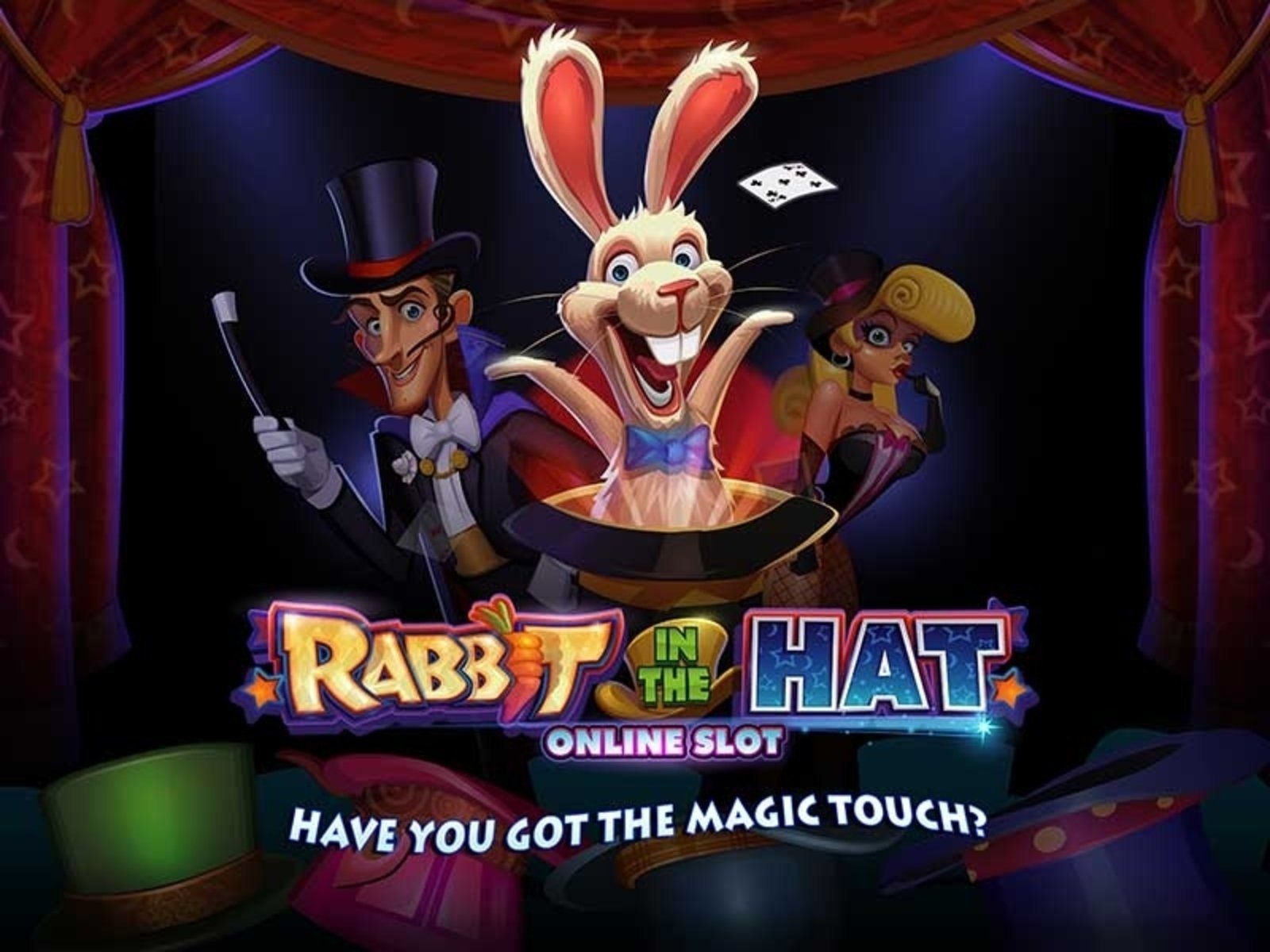 Rabbit In The Hat Online Slot Demo Game by Microgaming