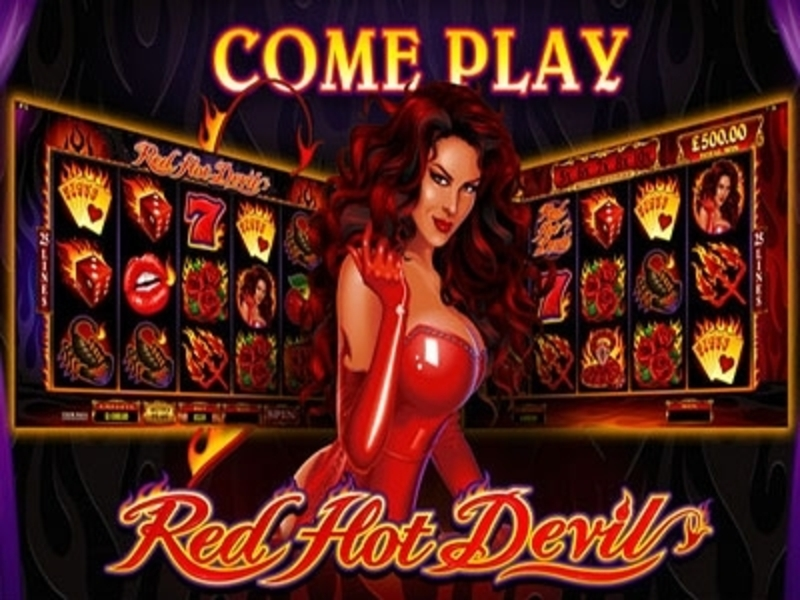 Red Hot Devil Online Slot Demo Game by Microgaming