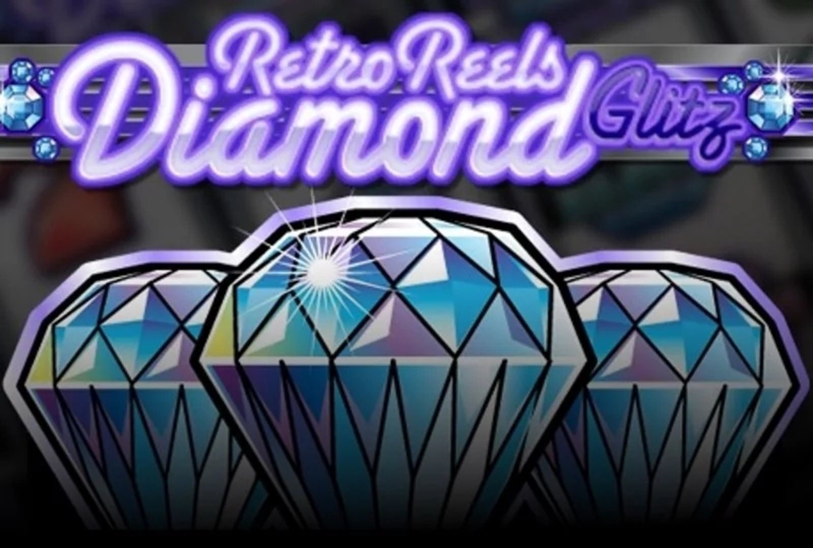 Reels in Retro Reels: Diamond Glitz Slot Game by Microgaming