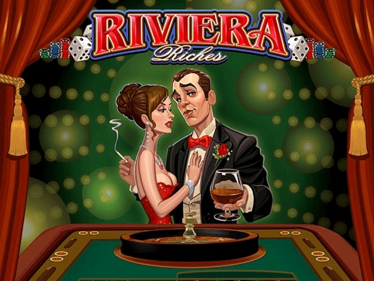 The Riviera Riches Online Slot Demo Game by Microgaming