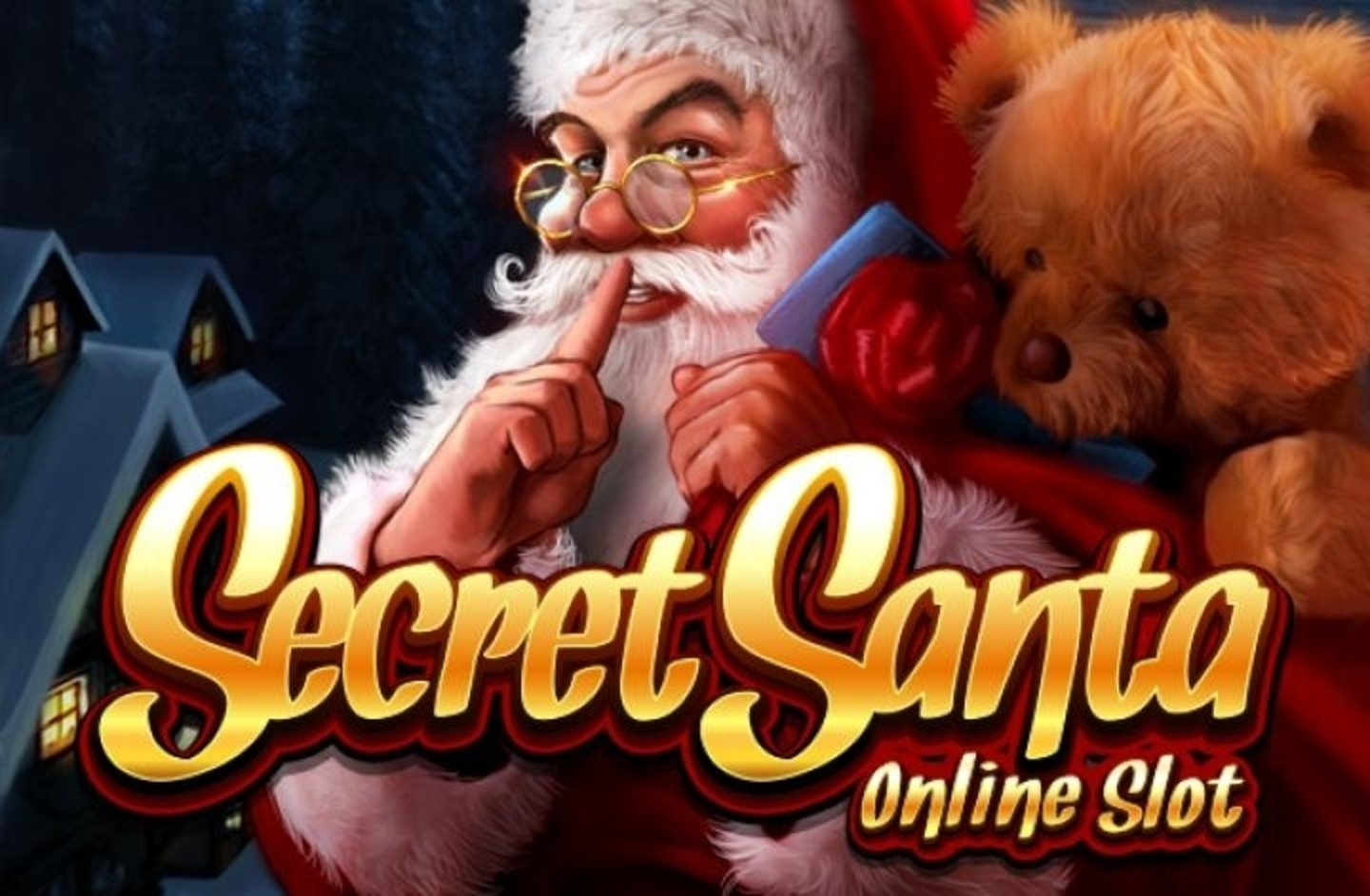 Secret Santa Online Slot Demo Game by Microgaming