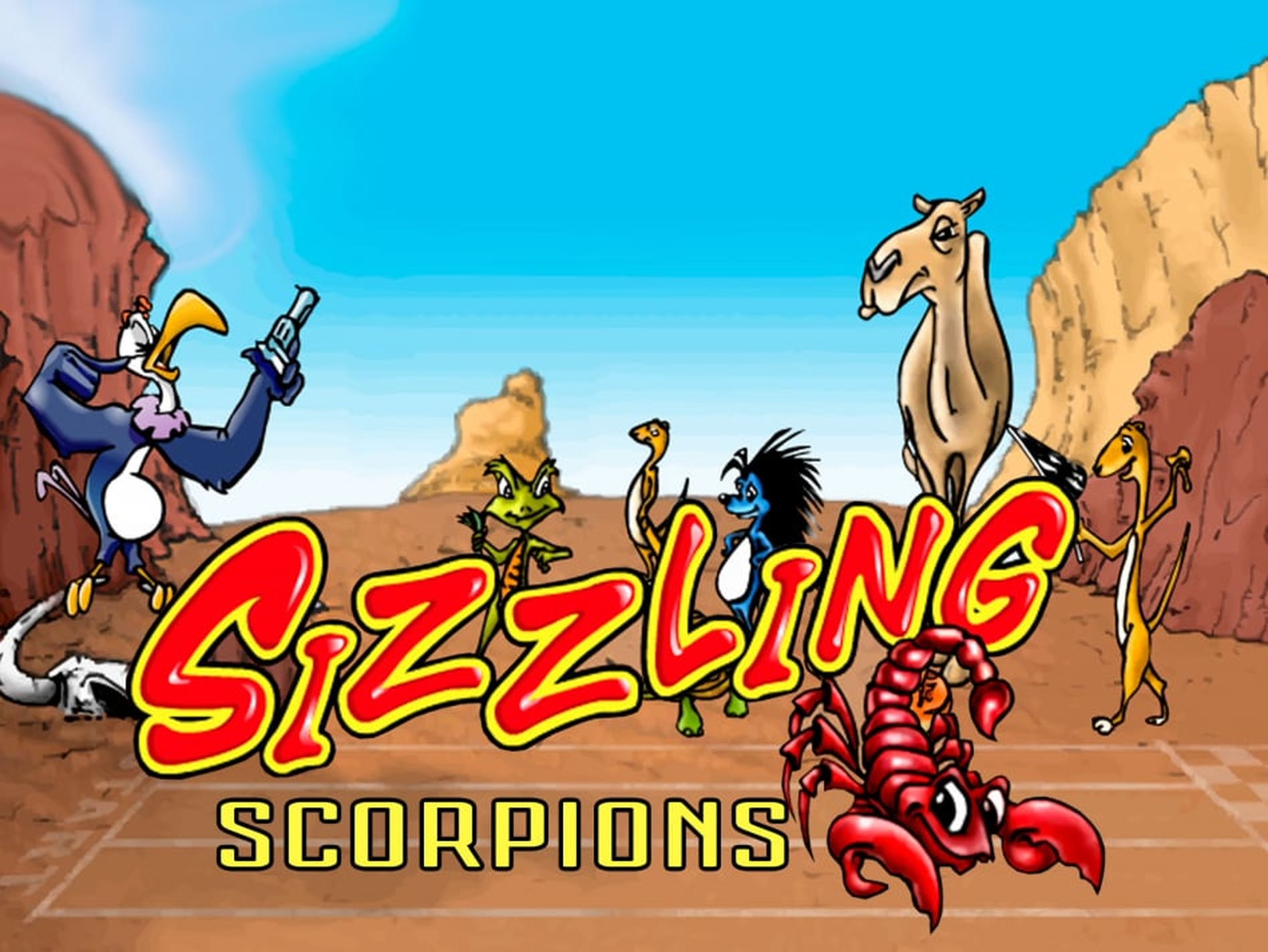 The Sizzling Scorpions Online Slot Demo Game by Microgaming