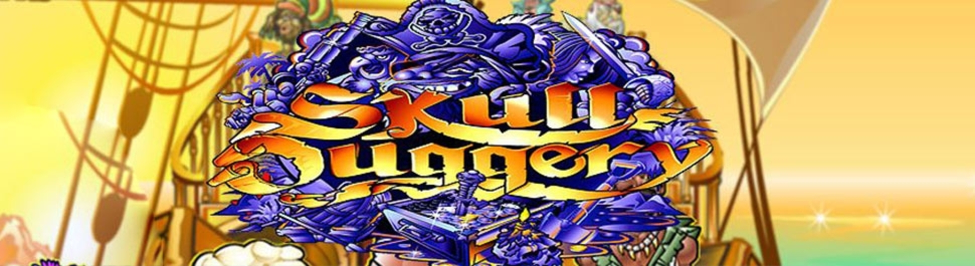 Skull Duggery Online Slot Demo Game by Microgaming