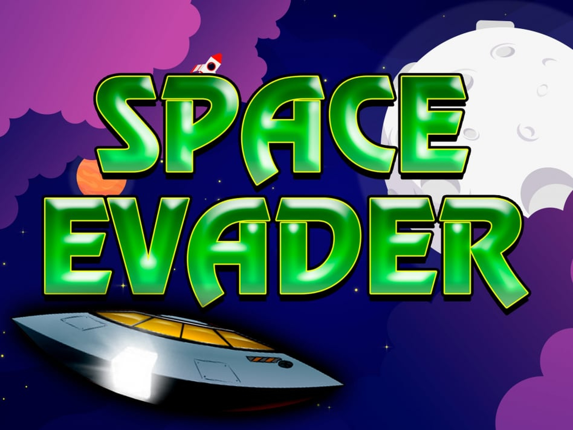 The Space Evader Online Slot Demo Game by Microgaming