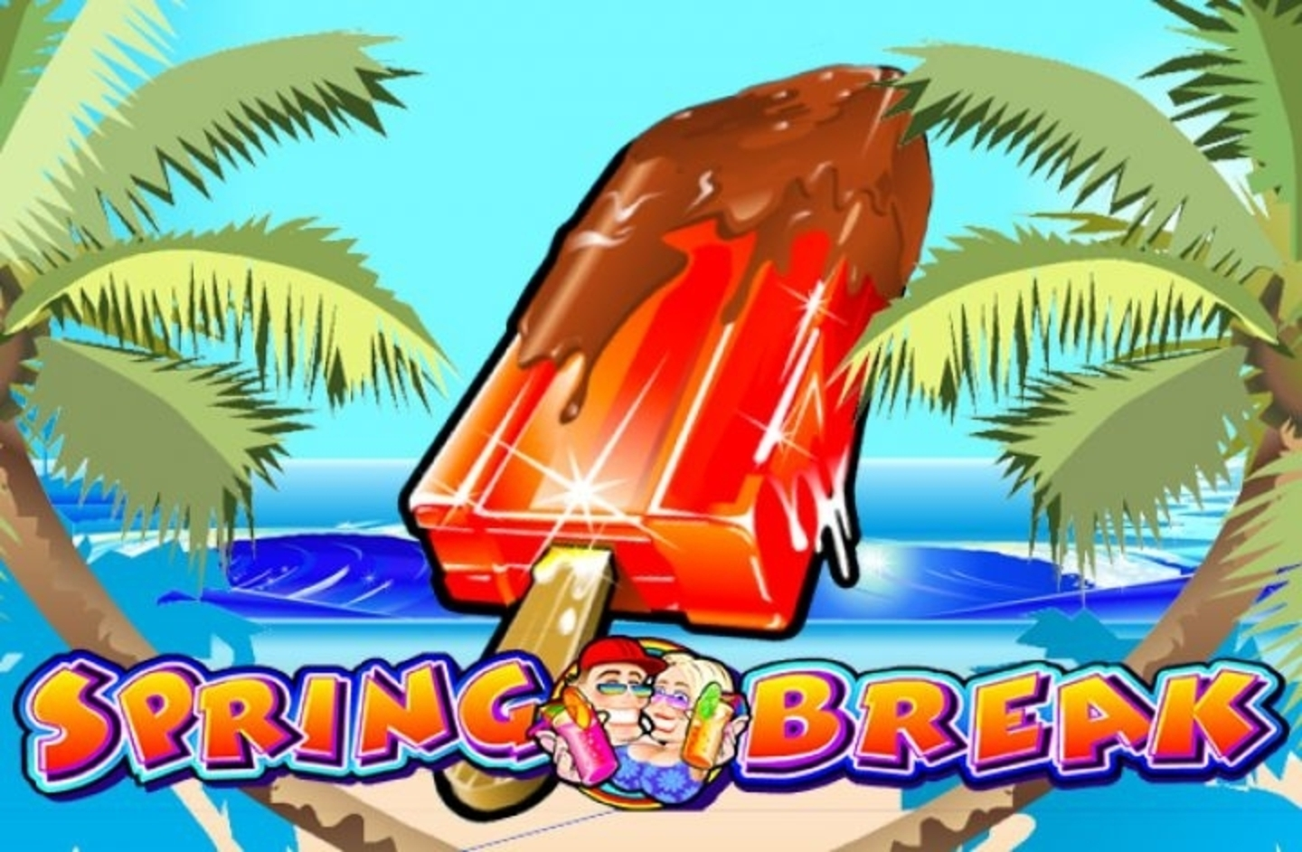 Spring Break Online Slot Demo Game by Microgaming