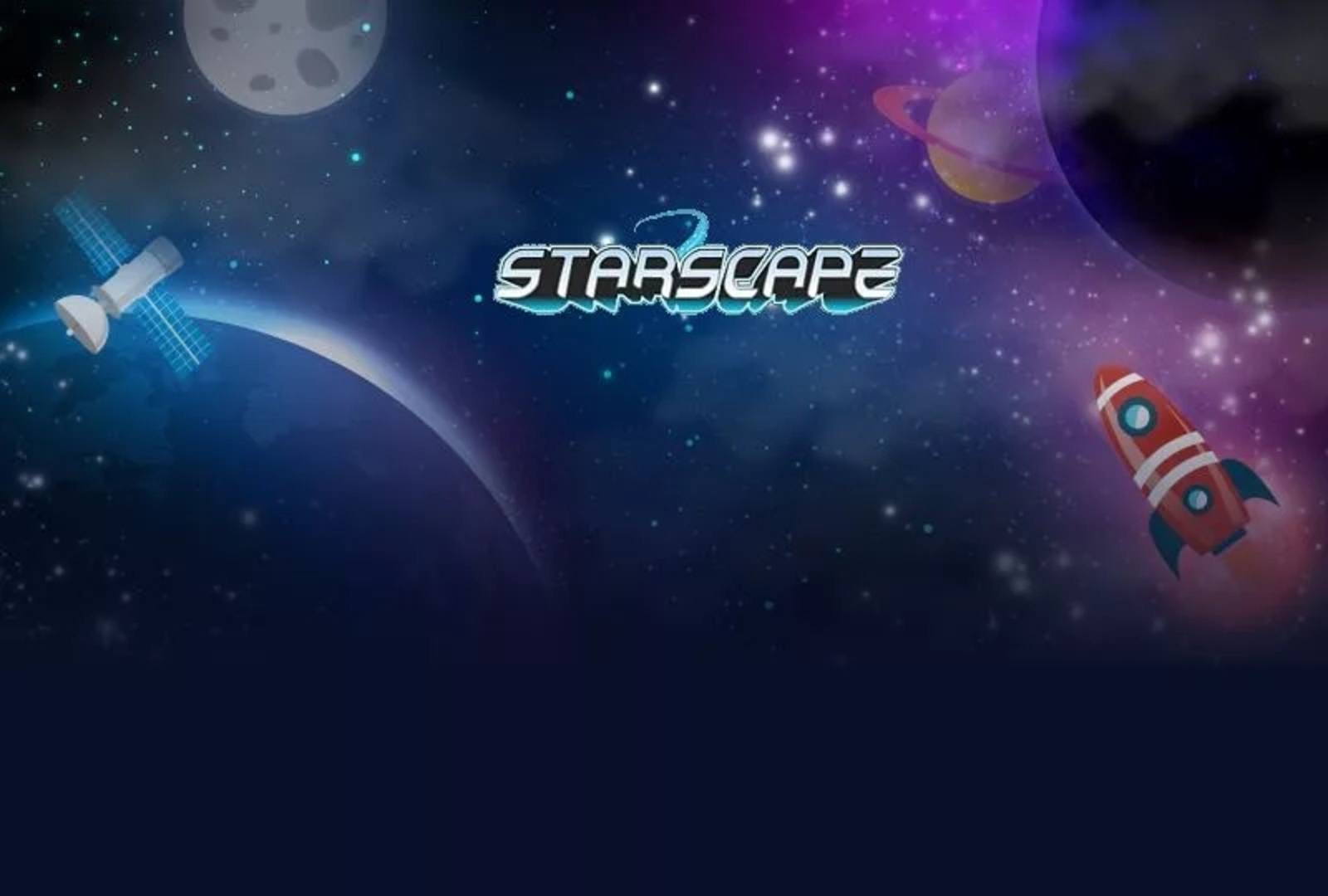 Starscape Online Slot Demo Game by Microgaming