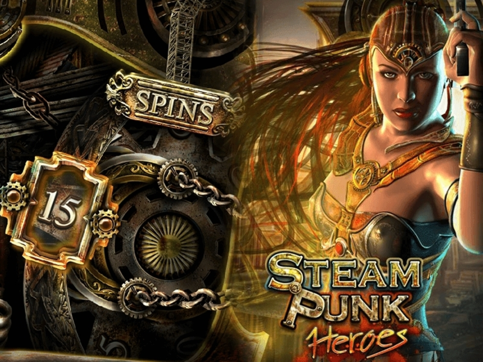 Steam Punk Heroes Online Slot Demo Game by Microgaming