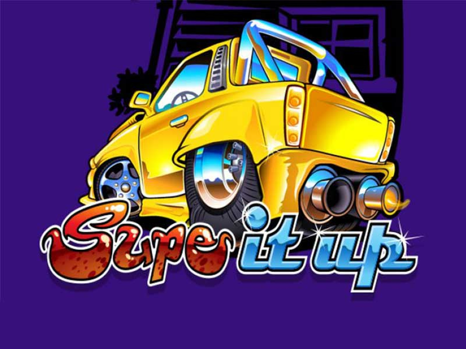 The Supe it Up Online Slot Demo Game by Microgaming