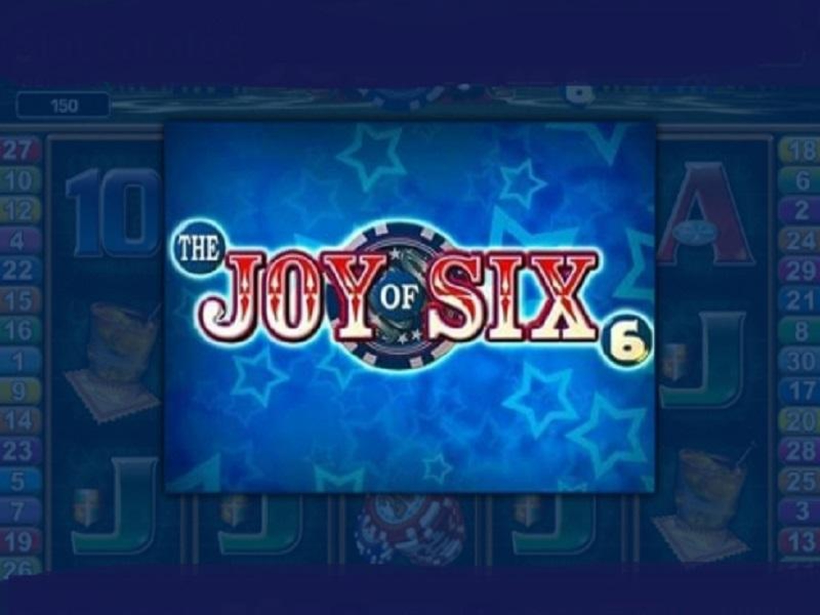 The The Joy of Six Online Slot Demo Game by Microgaming
