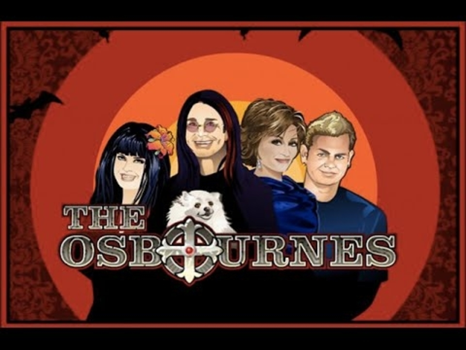 The Osbournes Online Slot Demo Game by Microgaming